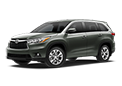 New Toyota Highlander in State College