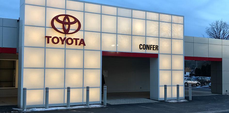 Joel Confer Ford >> Toyota Bmw Dealership State College Pa Used Cars Joel Confer
